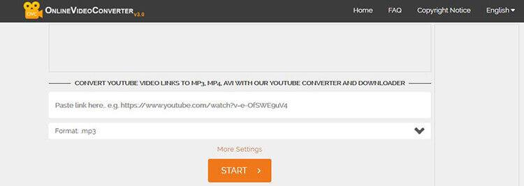 convertisseur youtube mp3 online