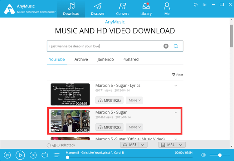 AnyMusic Review - Best Software to Download Music (2019)