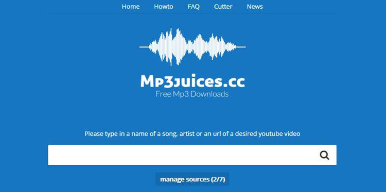 MP3 music download free with MP3Juices