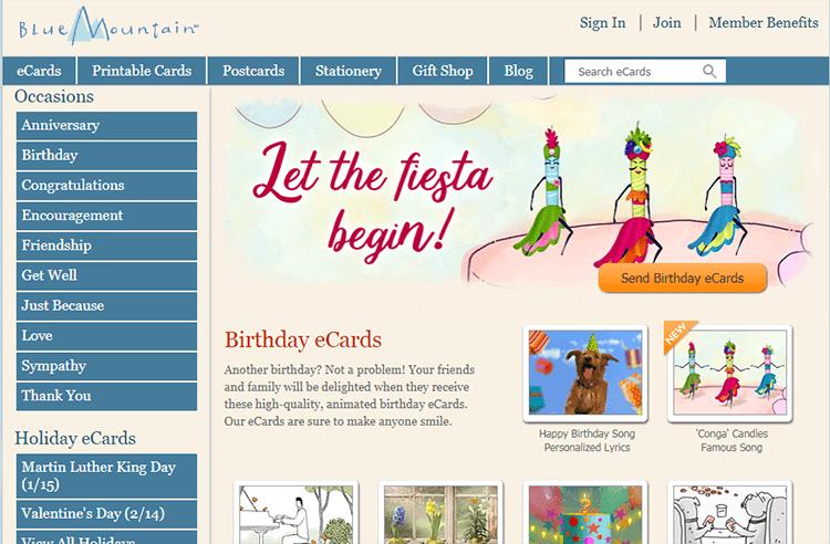 Top 10 Birthday Cards DIY Websites 2018