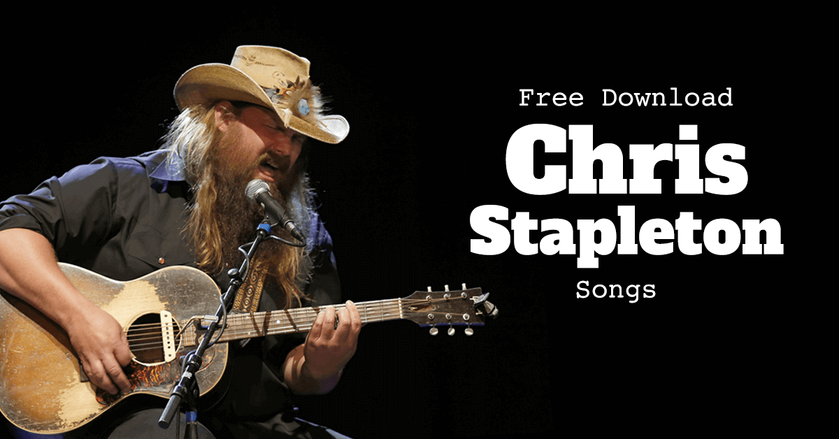 chris stapleton from a room zip download