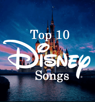 Top 10 disney songs collection soundtracks lyrics download reheart Gallery