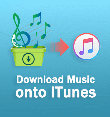 download music onto itunes