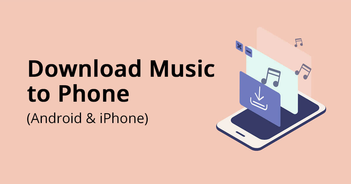 to on android how downloaded share music