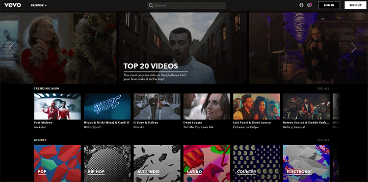 How to Download Vevo Videos Online (Free & No Registration)
