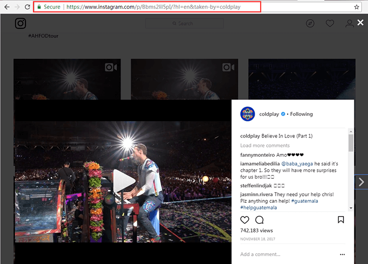 How to Download Instagram Videos with AnyVid?