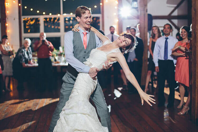 First dance songs in wedding
