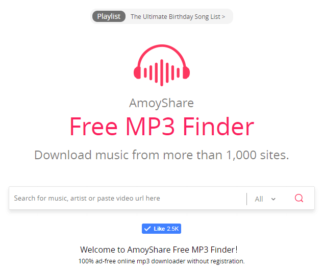 mp3 music search and download free