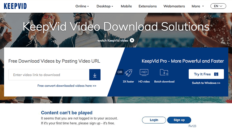 Top 10 Free Video Download Sites 2018 (Newly Updated)