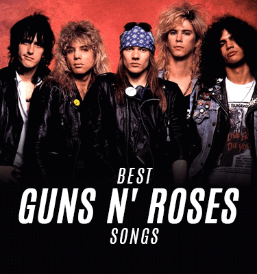 Guns N' Roses Songs