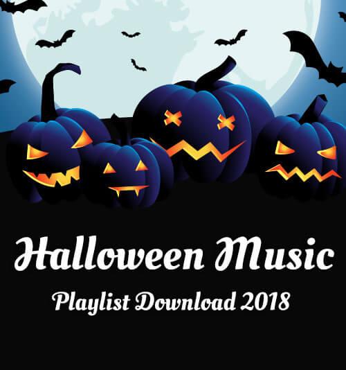 Halloween Music Playlist Free Download 2018