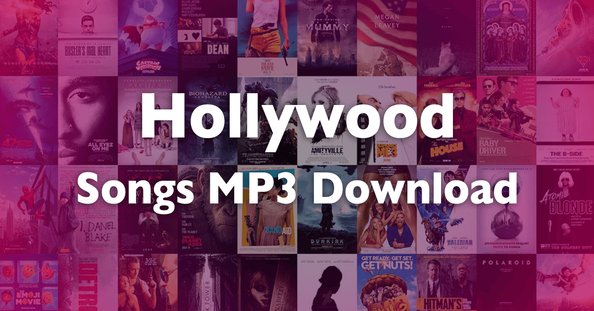 Top 50 English Songs MP3 Download - Best Hollywood Songs 2019