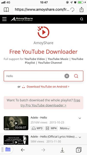 Simplest Guides on How to Download Music to iPhone from YouTube