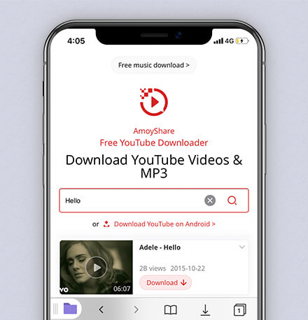How to download youtube videos on iphone the latest guide 2018 play youtube video ccuart Gallery