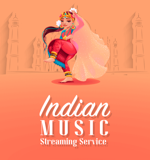 Indian Music Streaming Service
