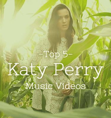 katy perry music videos