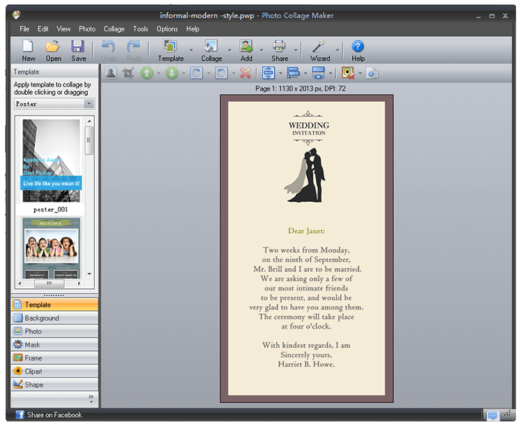 make your own wedding invitations pic 7