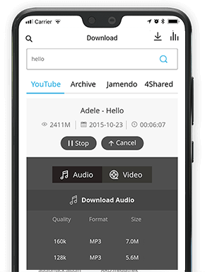 Best Music App for Android to Download Songs|AnyMusic Android