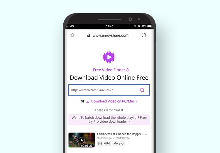 Music Video Downloader - MP4 Music Video Download