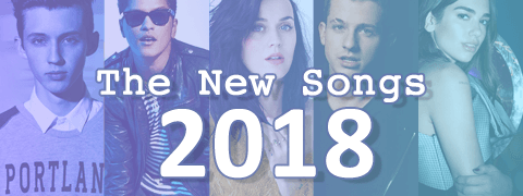 The New Songs of 2018