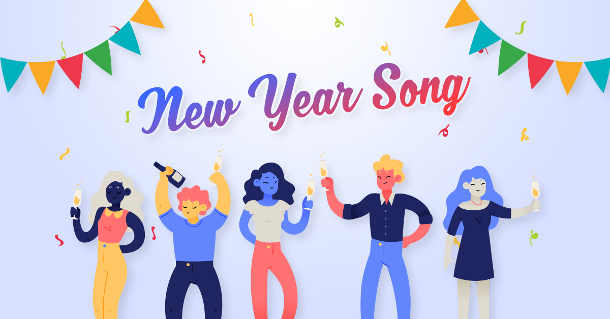 New Year Song 2019 - The Complete New Year Song List