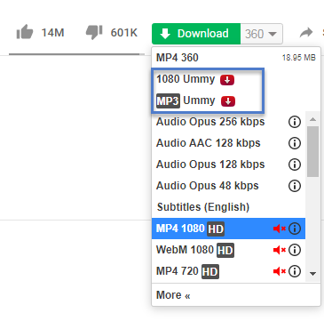 Best SaveFrom net Alternative to Save from YouTube