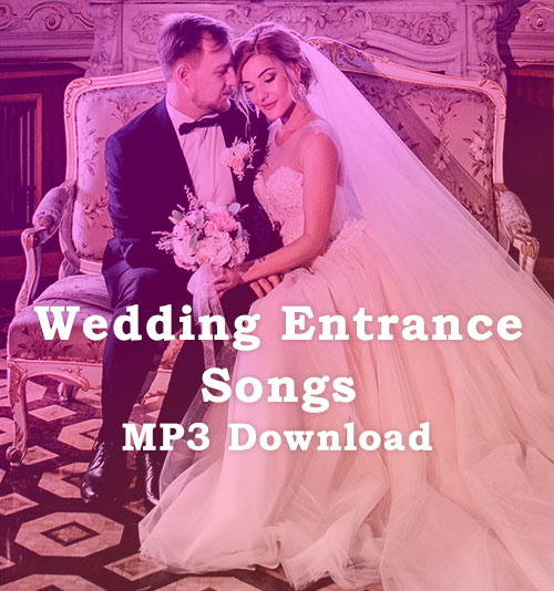 Wedding Entrance Songs For Bridal Party: 2018 Wedding Entrance Songs Playlist