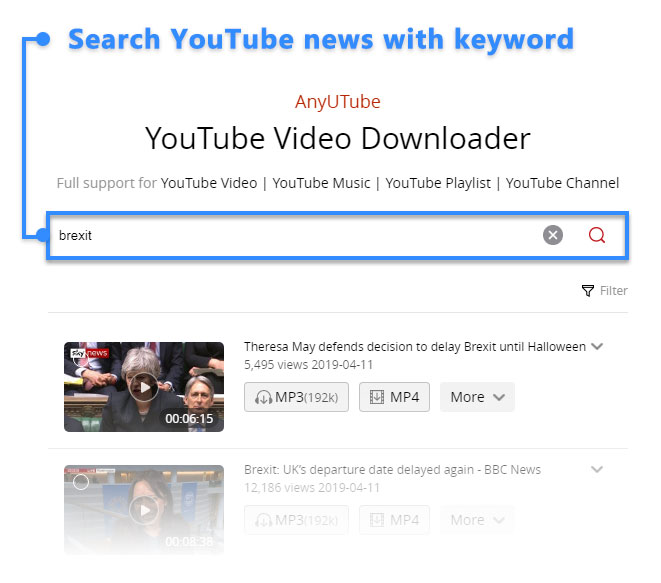 youtube video converter and download - clipconverter.cc