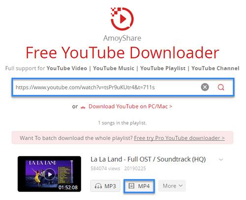download youtube video playlist online