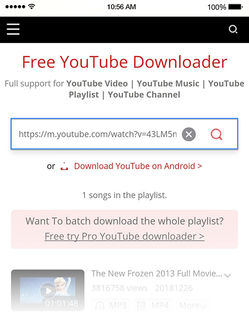 YouTube Movies Free Download Online on Any Device