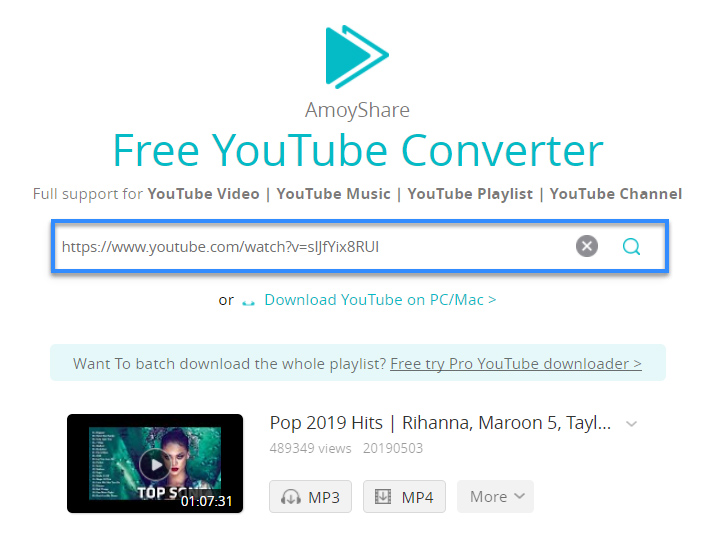 YouTube-MP3 org Alternative: Much Easier Tool for Your Choice