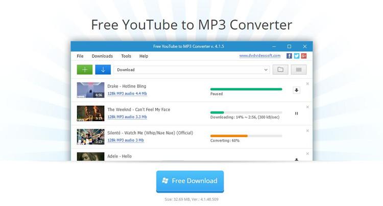 Best YouTube to MP3 2017 (For Mobile, Desktop, Online)