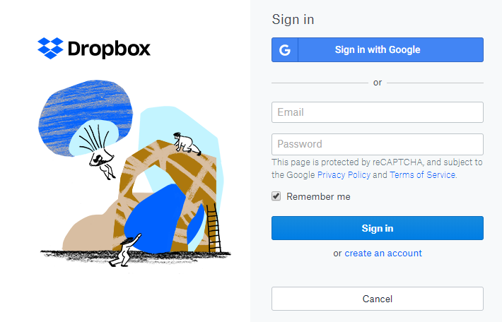 save YouTube to Dropbox