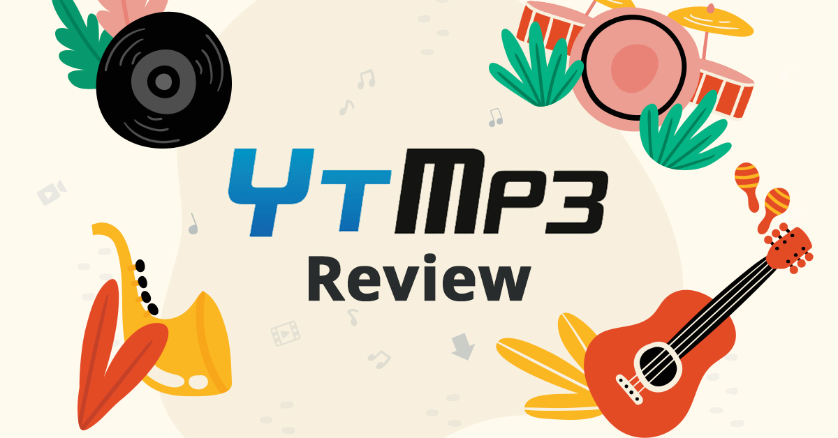Ytmp3 Review | Convert YouTube Video to MP3 Online