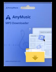 برنامج AnyMusic - MP3 Downloader