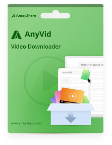 AnyVid - Downloader video