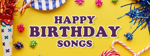 Alles Gute zum Geburtstag-Lied