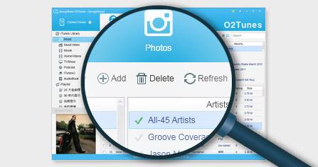 o2tunes for win description 04 - AmoyShare O2Tunes - İTunes Dosya Aktarma Programı - Kampanya