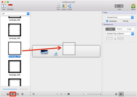 Create a Top-Quality YouTube Banner on Mac - AmoyShare