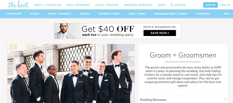 best wedding websites pic16