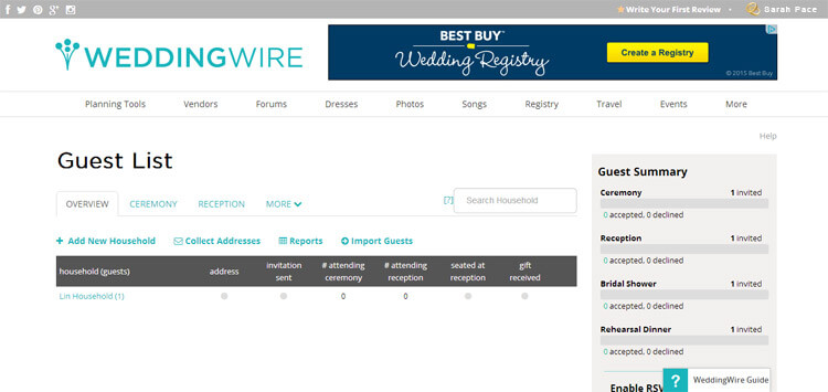 best wedding websites pic2