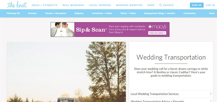 best wedding websites pic22
