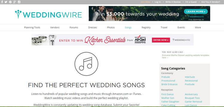 best wedding websites pic25