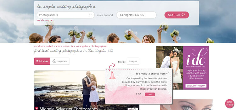 best wedding websites pic4