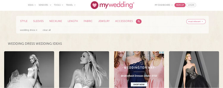 best wedding websites pic5