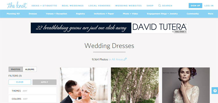 best wedding websites pic6