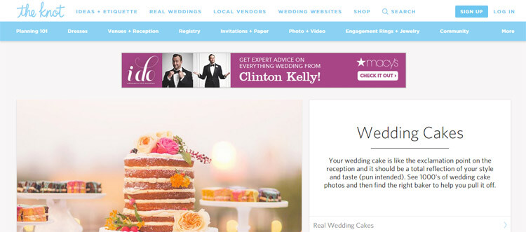 best wedding websites pic8