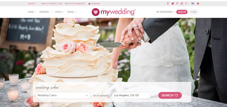 best wedding websites pic9