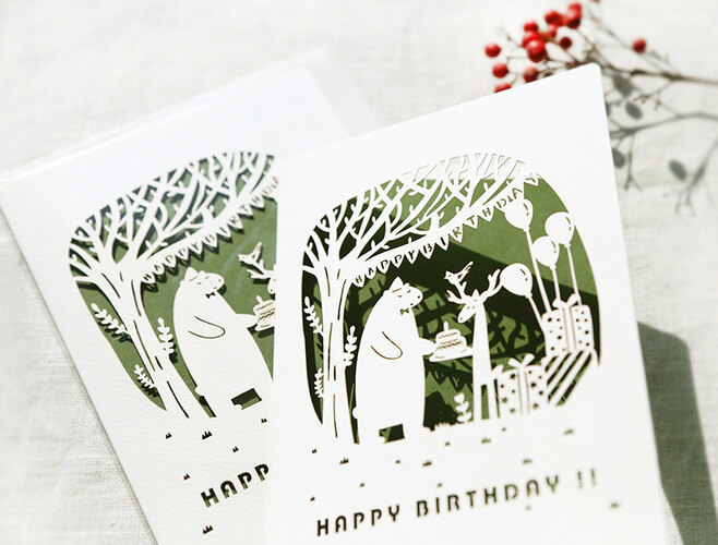 cute birthday card design picture3