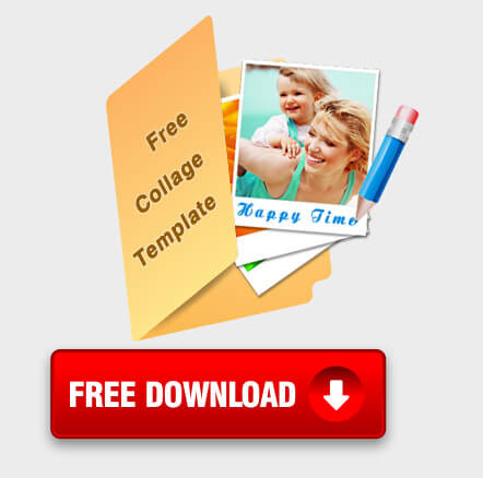 download collage template banner